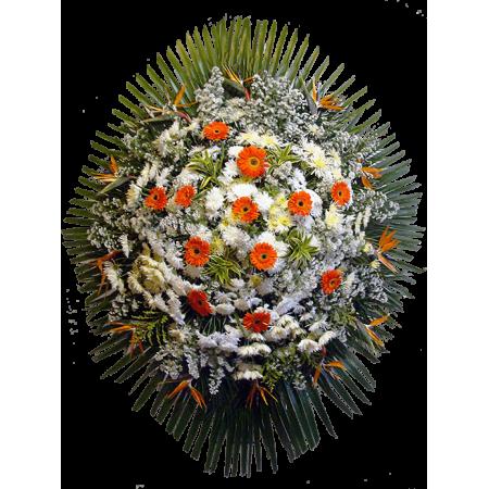 Coroa de Flores Garden 02