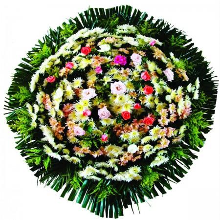 Coroa de Flores - Luxo 02